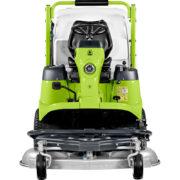 Kosiarka samojezdna z zasobnikiem FD 450 - szerokość całkowita to 119 cm