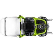 Kosiarka samojezdna z zasobnikiem FD 450 - widok z góry