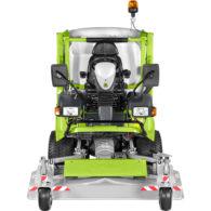 Kosiarka komunalna FD 2200 4WD - widok z przodu