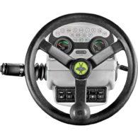 Kosiarka komunalna FD 2200 4WD - kierownica z deską rozdzielczą