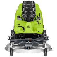 Kosiarka samojezdna z zasobnikiem FD 280 - całkowita szerokość urządzenia to 120 cm