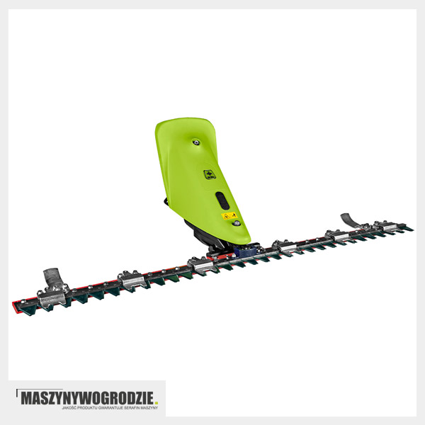 Kosiarki listwowe dla ciągników jednoosiowych