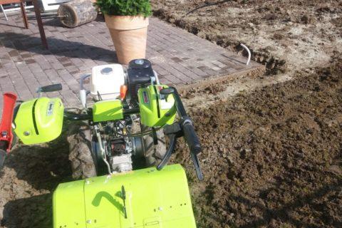 Ciągniczek G 110 w firmie Aturi – usługi ogrodnicze z Brzozówki