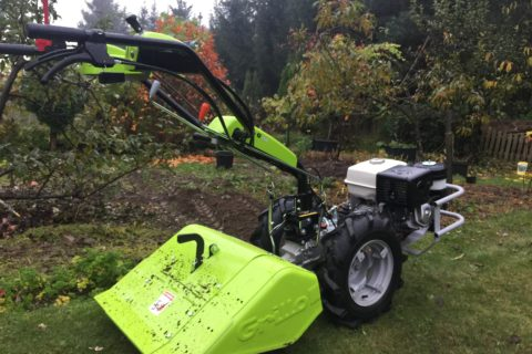 Grillo G 110 w firmie ogrodniczej Acer z Bolesławca