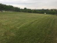 FD 450 - funkcja mielenia trawy bez zbierania