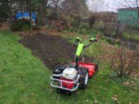 Grillo G 110 - najczęściej wybierany przez Klientów traktor jednoosiowy do prac w ogrodzie