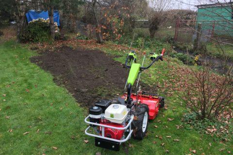 Uruchomienie i szkolenie z obsługi zestawu do zakładania ogrodów w firmie BetFlor