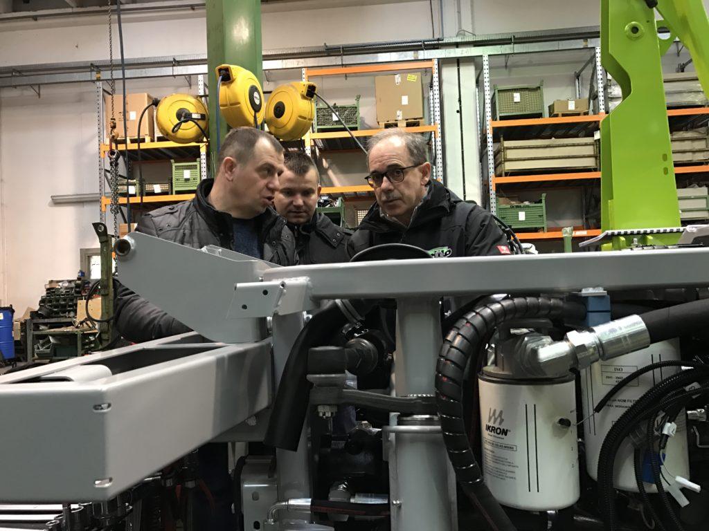 Grillo fabryka